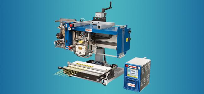 Thermal transfer printer Eidos Coditherm I-Roller   FORINTEK