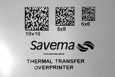 savema print sample